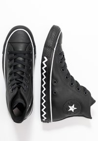 Converse - CHUCK TAYLOR ALL STAR MISSION - Baskets montantes - black/white - 3