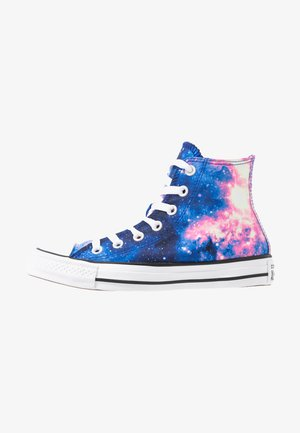 CHUCK TAYLOR ALL STAR MISS GALAXY - Sneakers hoog - lapis blue/black/barely rose