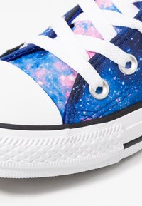 Converse - CHUCK TAYLOR ALL STAR MISS GALAXY - Vysoké tenisky - lapis blue/black/barely rose - 2