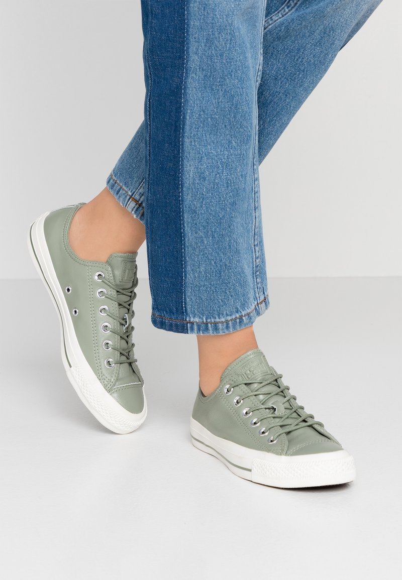 Converse - CHUCK TAYLOR ALL STAR SEASONAL  - Sneaker low - jade stone/vintage white