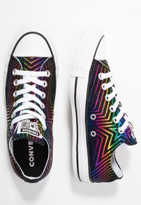 Converse - CHUCK TAYLOR ALL STAR ALL OF THE STARS - Tenisky - black/white - 3