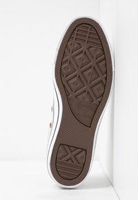 Converse - CHUCK TAYLOR ALL STAR  - Zapatillas - pale putty/white/black - 6