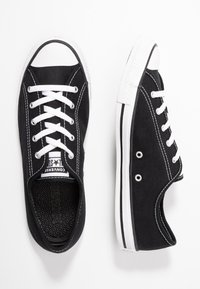 Converse - CHUCK TAYLOR ALL STAR DAINTY BASIC - Sneakers basse - black/white - 3