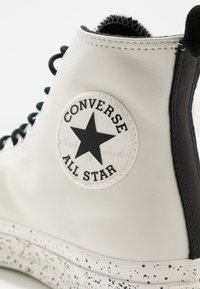 Converse - CHUCK 70 - Høye joggesko - egret/black - 2