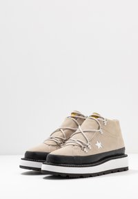 Converse - ONE STAR  - Sneakers alte - papyrus/black/white - 4
