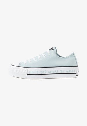 CHUCK TAYLOR ALL STAR LIFT RENEW - Sneakers basse - polar blue/white/black