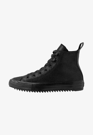 CHUCK TAYLOR ALL STAR HIKER  - Baskets montantes - black