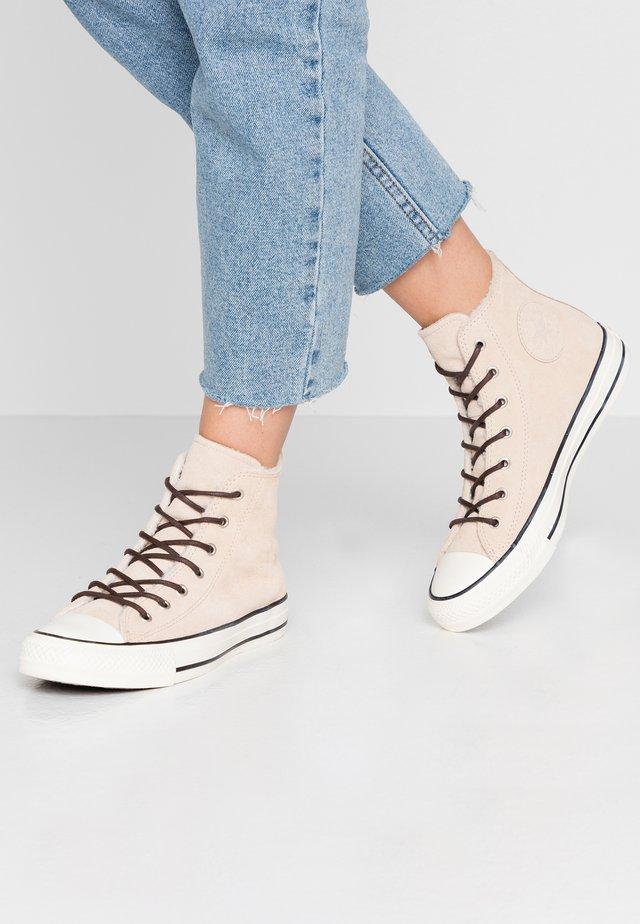 CHUCK TAYLOR ALL STAR - Sneakers hoog - light bisque/egret/black