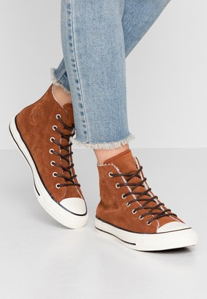 CHUCK TAYLOR ALL STAR - High-top trainers - cinnamon/egret/black