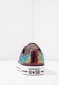 Converse - CHUCK TAYLOR ALL STAR - Tenisky - prime pink/vintage white/black - 5