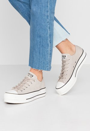 CHUCK TAYLOR ALL STAR LIFT - Sneaker low - papyrus/vintage white