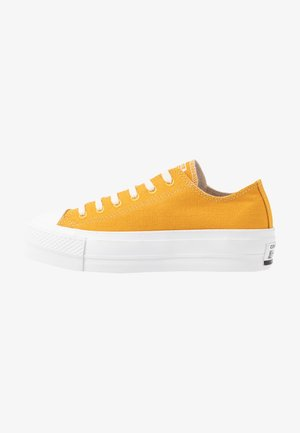 CHUCK TAYLOR ALL STAR LIFT RENEW  - Sneakers laag - sunflower gold/white