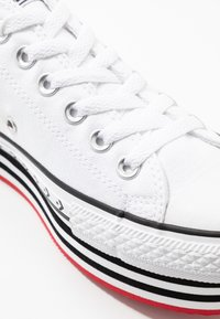 Converse - CHUCK TAYLOR ALL STAR LIFT ARCHIVAL - Sneakers basse - white/black - 2