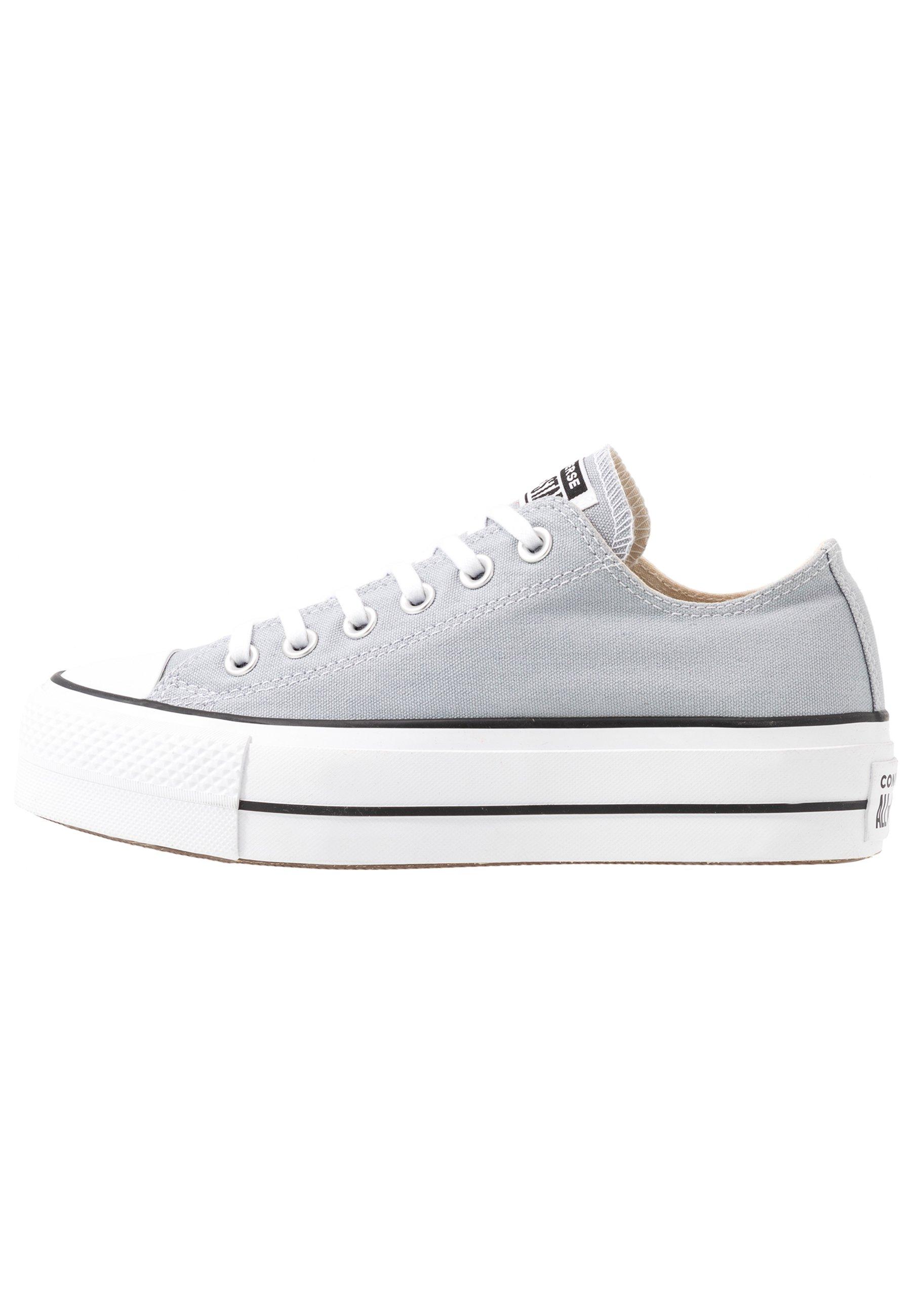 CHUCK TAYLOR ALL STAR LIFT SEASONAL Sneaker low wolf greywhiteblack