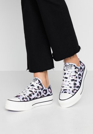 CHUCK TAYLOR ALL STAR LIFT - Sneakers laag - vintage white/multicolor/black