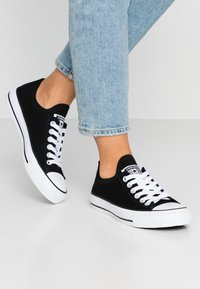 Converse - CHUCK TAYLOR ALL STAR - Sneakers basse - black - 0
