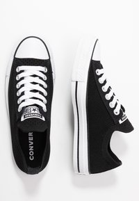 Converse - CHUCK TAYLOR ALL STAR - Sneakers basse - black - 3