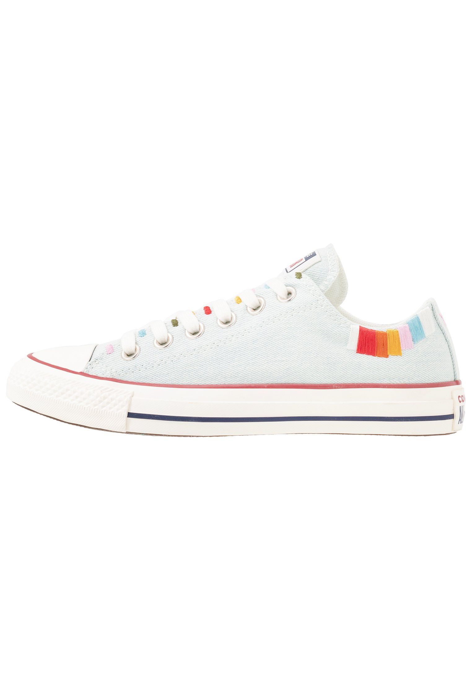 Converse Chuck Taylor All Star - Sneakers Basse Blue/multicolor/egret yY8bMQ6