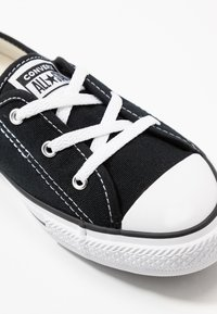 Converse - CHUCK TAYLOR ALL STAR BALLET LACE - Instappers - black/white - 2