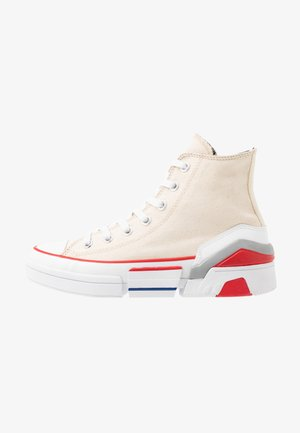 CPX 70 - Høye joggesko - egret/white/university red