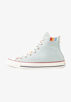 CHUCK TAYLOR ALL STAR - Baskets montantes - blue/multicolor/egret