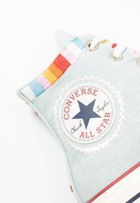 Converse - CHUCK TAYLOR ALL STAR - Baskets montantes - blue/multicolor/egret - 2