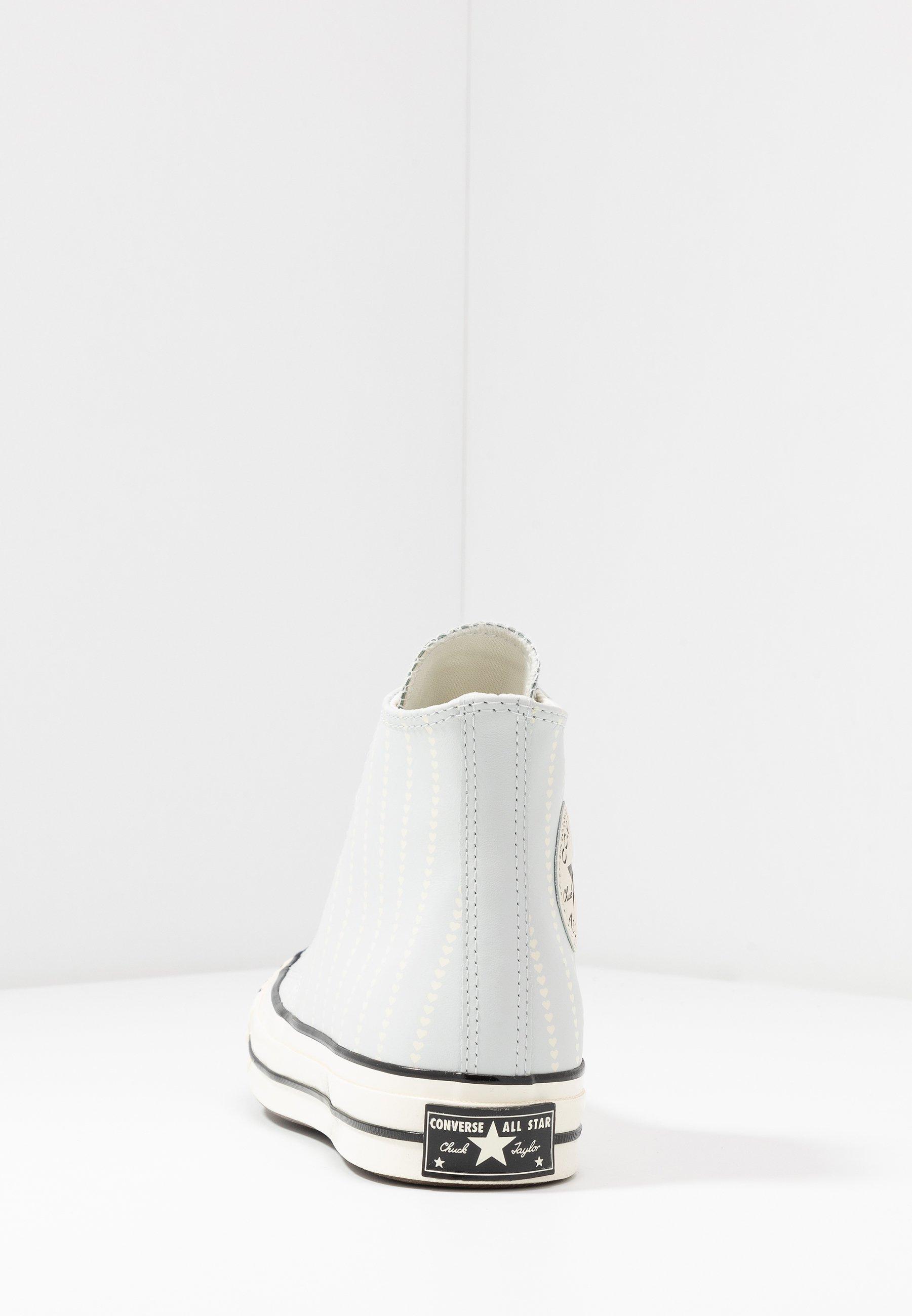 Converse CHUCK 70 LOVE - Baskets montantes - photon dust/egret/black