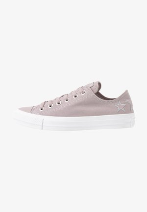 CHUCK TAYLOR ALL STAR EMBROIDERED STARS - Baskets basses - amethyst grey/pure silver/white
