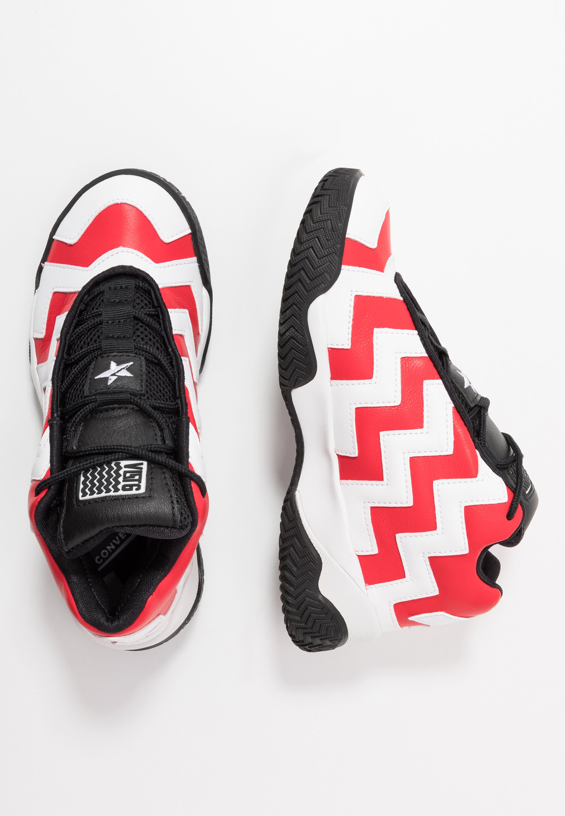 Converse COLLEGIATE - Sneakers high - university red/white/black