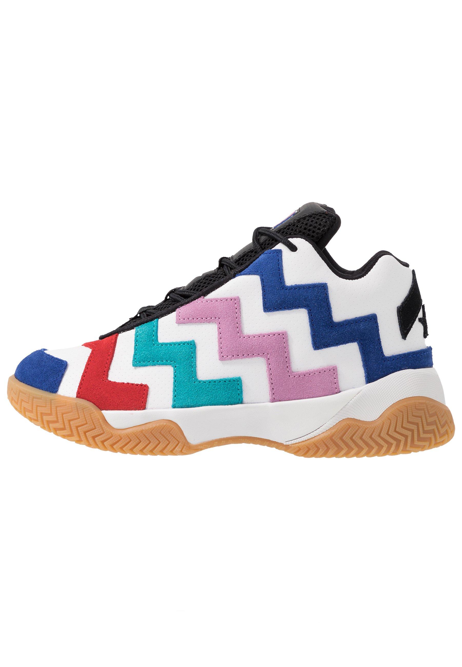 Converse Baskets Basses - White/rush Blue/black