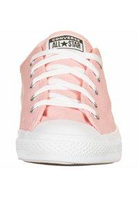 Converse - CHUCK TAYLOR ALL STAR DAINTY SEASONAL - Baskets basses - storm pink - 5