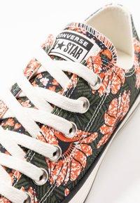 Converse - CHUCK TAYLOR ALL STAR - Sneakers laag - egret/multicolor/black - 2