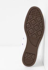 Converse - CHUCK TAYLOR ALL STAR - Zapatillas altas - white/multicolor/pale putty - 6