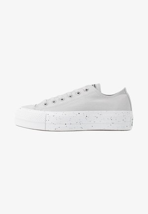CHUCK TAYLOR ALL STAR LIFT - Trainers - mouse/moonstone violet/white