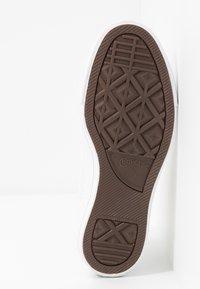 Converse - CHUCK TAYLOR ALL STAR - Zapatillas altas - white/barely volt - 6