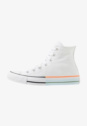 CHUCK TAYLOR ALL STAR - High-top trainers - white/street sage/agate blue