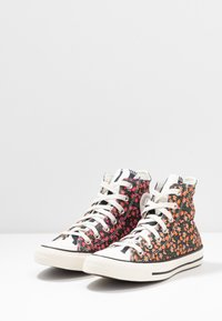 Converse - CHUCK TAYLOR ALL STAR - Sneakers hoog - egret/pink/green - 4