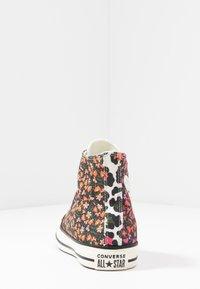 Converse - CHUCK TAYLOR ALL STAR - Sneakers hoog - egret/pink/green - 5