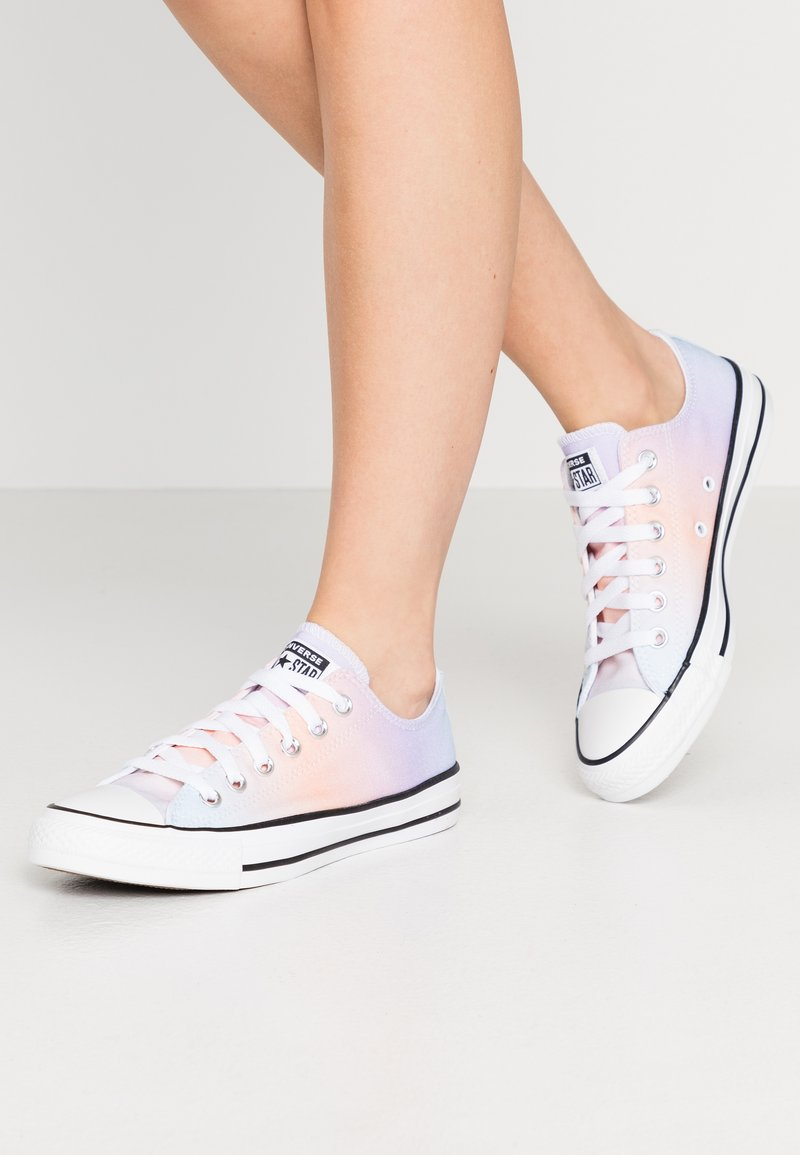 Converse - CHUCK TAYLOR ALL STAR - Trainers - white/multicolor/black