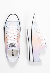 Converse - CHUCK TAYLOR ALL STAR - Baskets basses - white/multicolor/black - 3