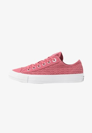 CHUCK TAYLOR ALL STAR - Sneakers laag - madder pink/white/black