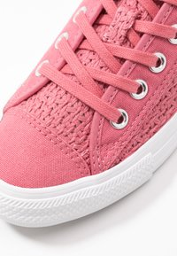 Converse - CHUCK TAYLOR ALL STAR - Zapatillas - madder pink/white/black - 2