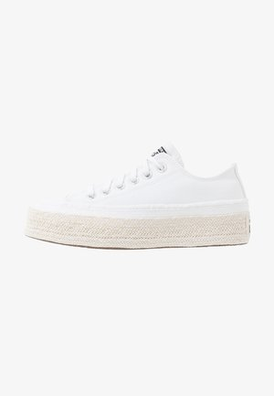 CHUCK TAYLOR ALL STAR  - Zapatillas - white/black/natural