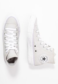 Converse - CHUCK TAYLOR ALL STAR - Sneakers hoog - mouse/white/moonstone violet - 3