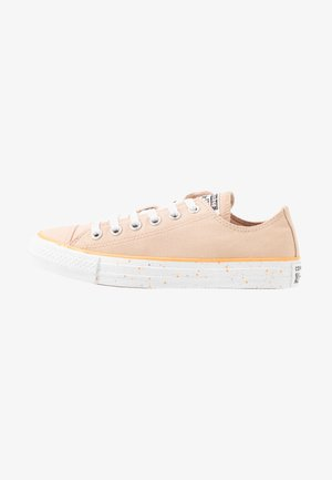CHUCK TAYLOR ALL STAR - Sneakers basse - shimmer/white/fuel orange
