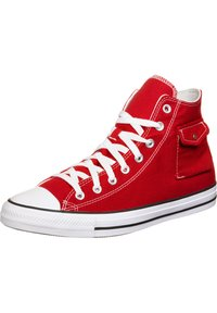 Converse - Sneaker high - red/white - 2
