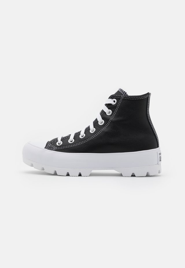 CHUCK TAYLOR ALL STAR LUGGED - Baskets montantes - black/white
