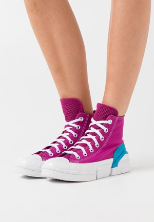 CPX70 - Sneakers hoog - cactus flower/sail blue/white