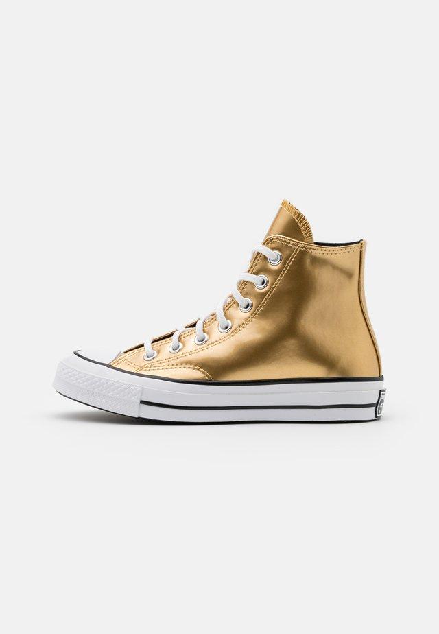 CHUCK 70 - Zapatillas altas - gold/black/egret