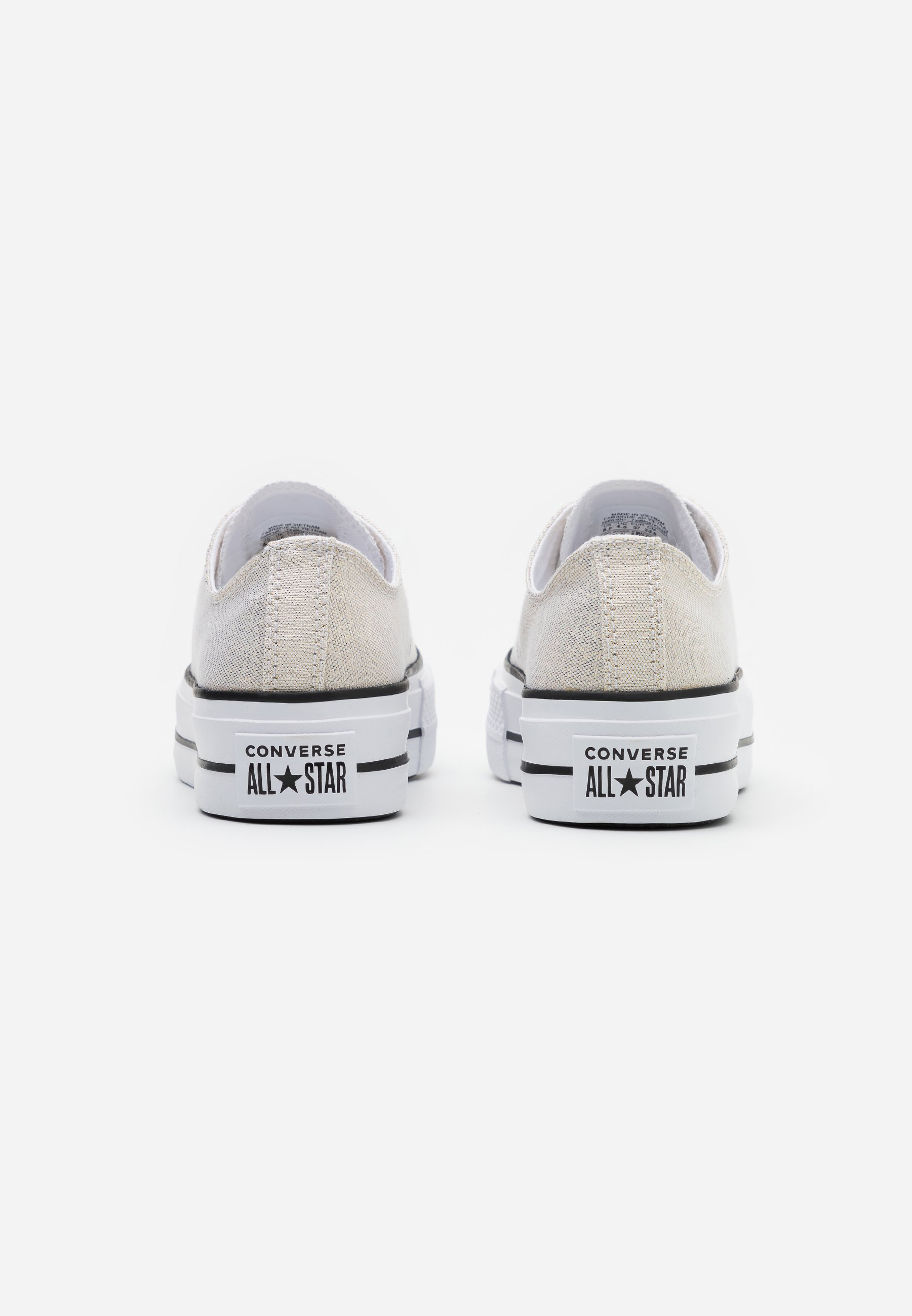 CHUCK TAYLOR ALL STAR LIFT Sneakers laag silverblackwhite